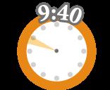 デイサービスの一日の流れ「9:40」