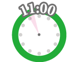 デイサービスの一日の流れ「11:00」