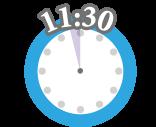 デイサービスの一日の流れ「11:30」
