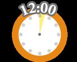 デイサービスの一日の流れ「12:00」
