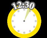 デイサービスの一日の流れ「12:30」