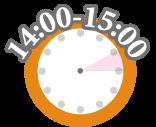 デイサービスの一日の流れ「14:00-15:00」