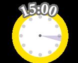 デイサービスの一日の流れ「15:00」