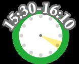 デイサービスの一日の流れ「15:30-16:10」