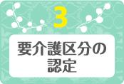 3.要介護区分の認定