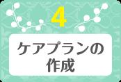 4.ケアプランの作成